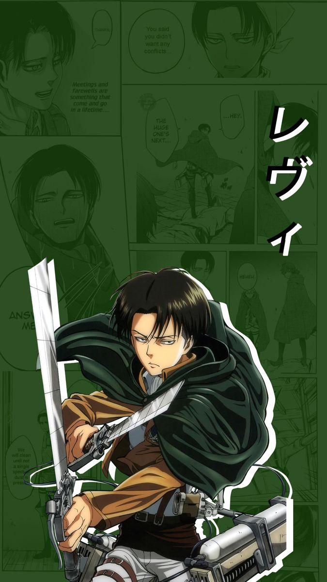 Levi Ackerman Aesthetix In 2020 Attack On Titan Aesthetic Attack On Titan Anime Anime Wallpaper Live