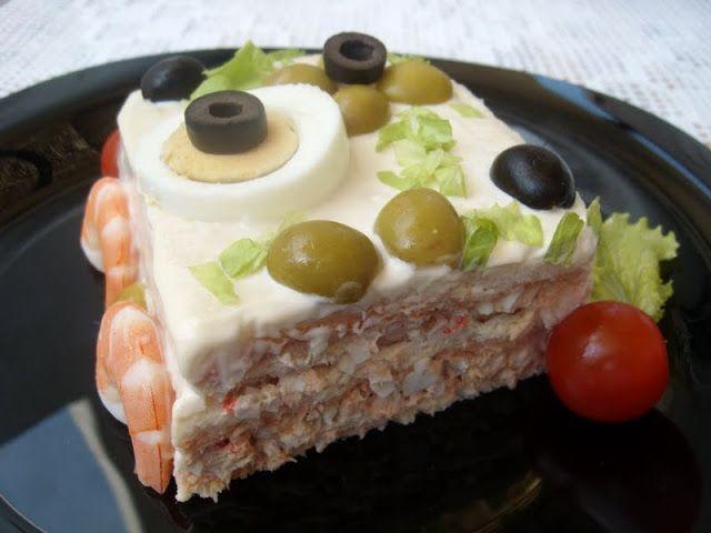La Cocina de los inventos: Pastel frio de Pan de Molde