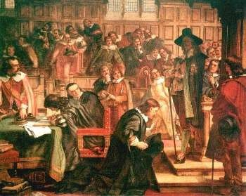 Chapter 17 Section 3- Charles I dissolved the Parliament in 1629. When Charles summoned the Parliament in 1640, Parliament launched its own revolt.