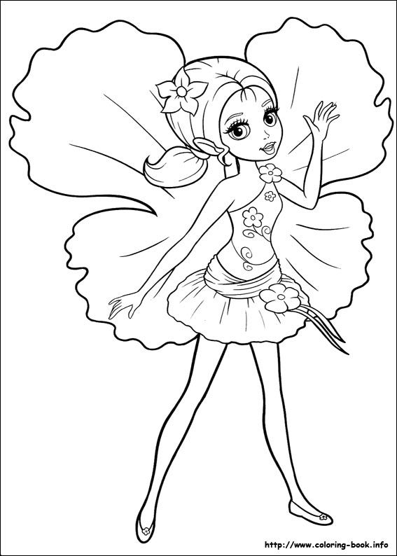 25 Best Ideas about Barbie Coloring