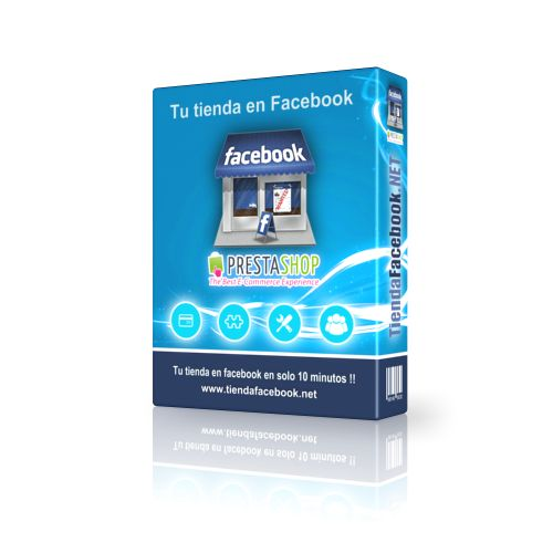 Tienda facebook, tienda en facebook, prestashop --> http://www.tiendafacebook.net