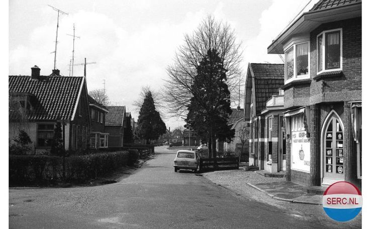 Duivenlaan Apeldoorn (jaartal: 1970 tot 1980) - Foto's SERC
