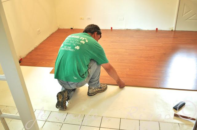 Installing Laminate Floor Over Ceramic Tile Marla