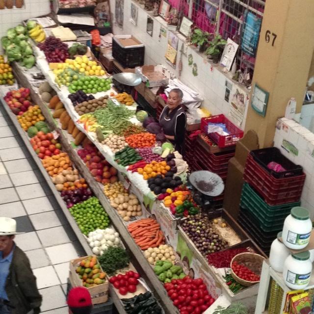 Mercado Zapotlán el Grande, Jalisco.