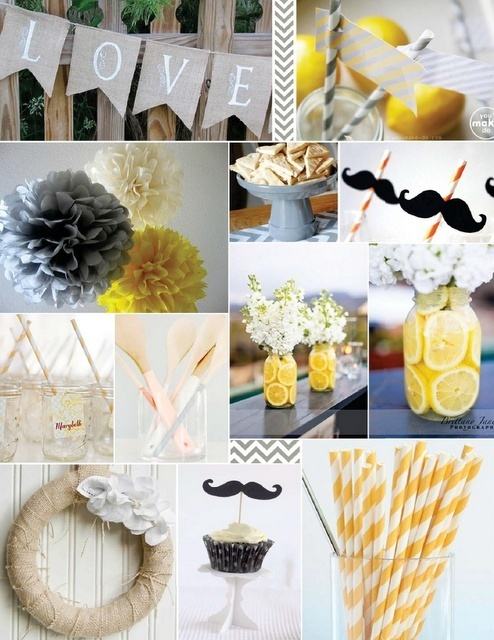 Bridal Shower ideas wedding-inspirations