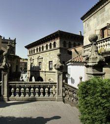 Poble espanyol, Barcelona: Petit País