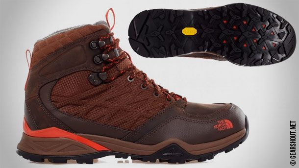 The North Face зимнему сезону выпустила новые утеплённых походные ботинки