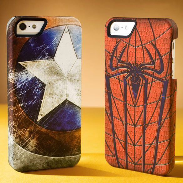 Marvel Collector's Edition iPhone 5 Cases