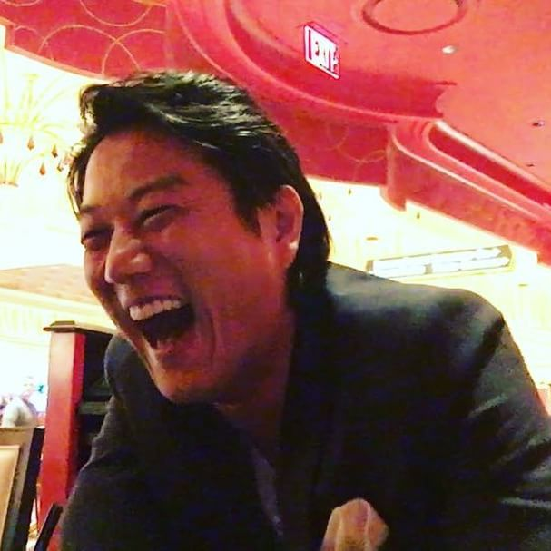 All we do is laugh...... Isn't he just adorable ahahahahahahahahahahhh @sungkangsta I just shouted my brother out tonight on stage at the #ChineeseFilmFestival then randomly ran into him in Vegas so crazy!!! #VoltronChairman #FastFamily