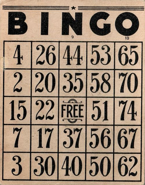 Boudin & Bingo! Fieldwork is an investment. And, whether it's following your gut or dropping 25 cents on a bingo game, the payoff is always big.