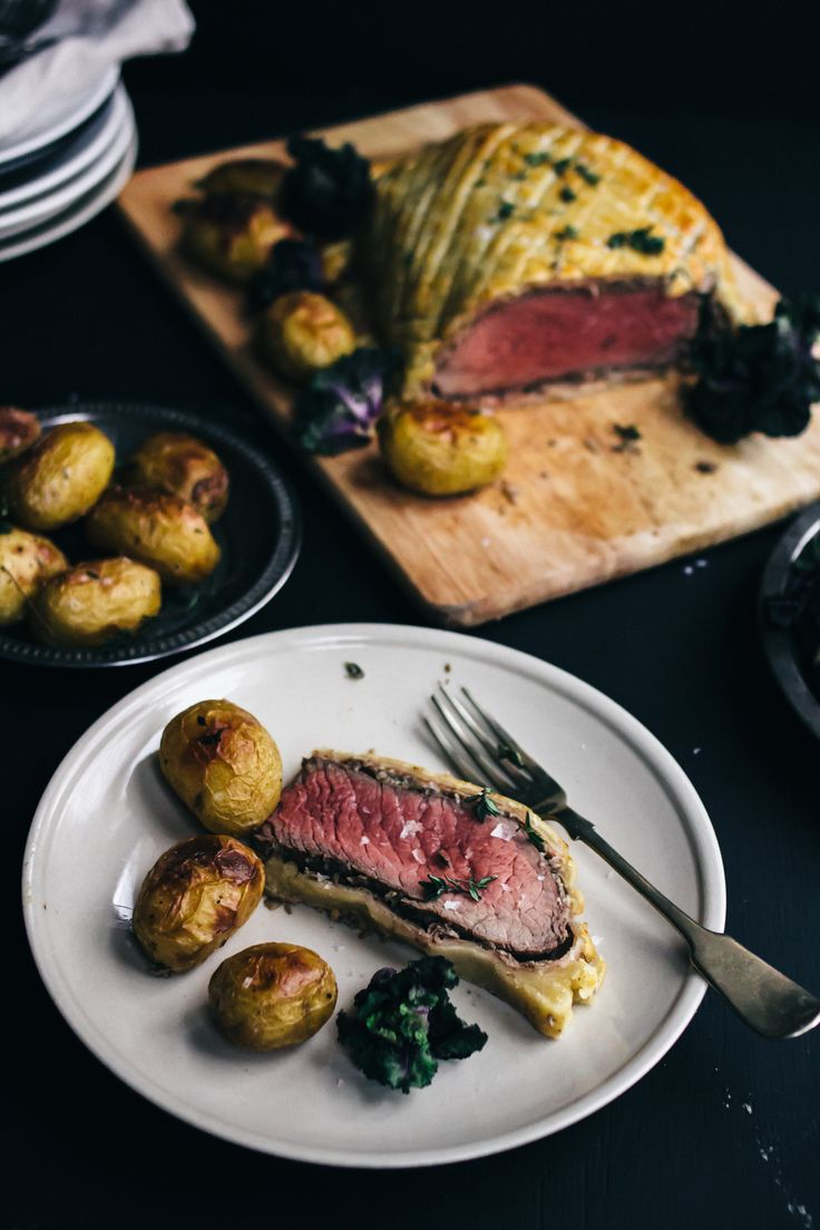Beef Wellington | Jet & Indigo