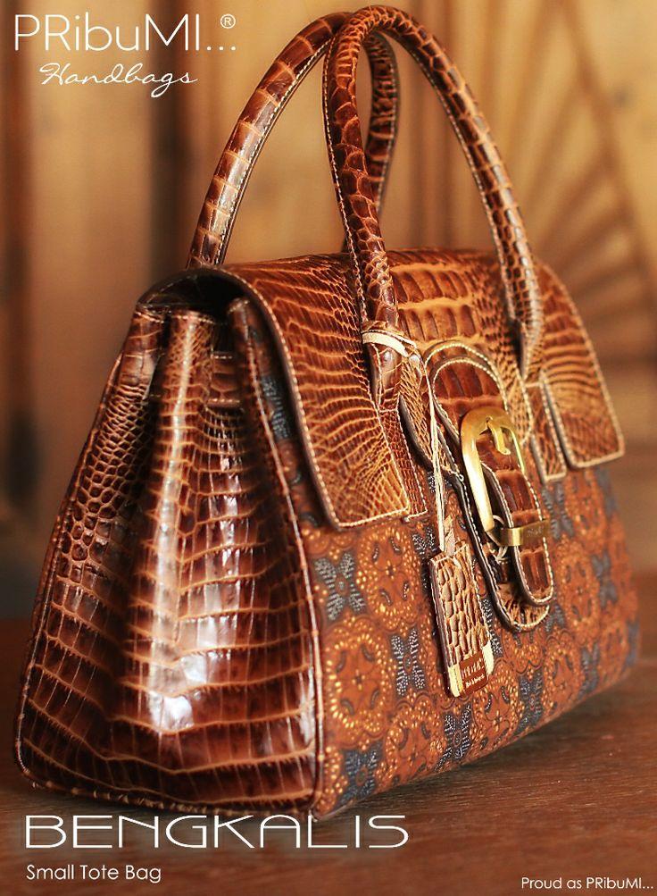 BENGKALIS Small Tote Bag by PRibuMI...®