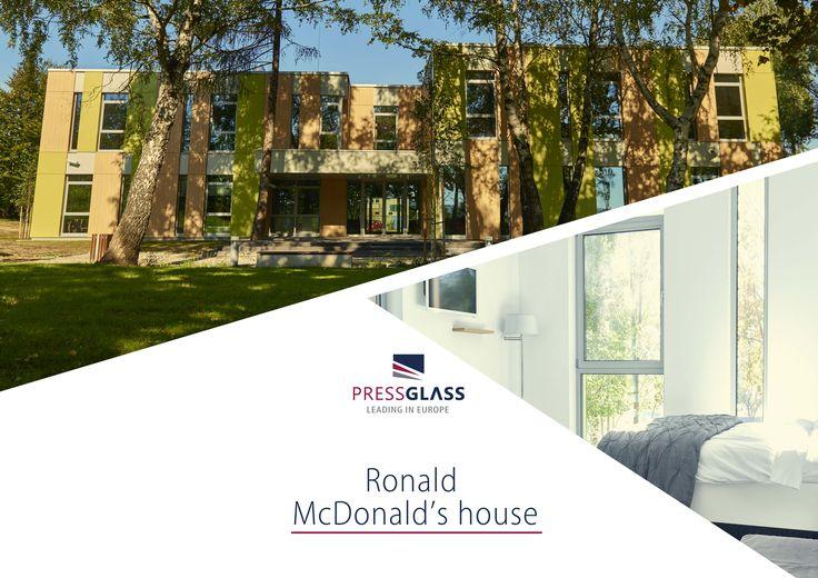 Ronald McDonald's House in Krakow-Prokocim (Poland) / Dom Ronalda McDonalda w Krakowie-Prokocimiu.