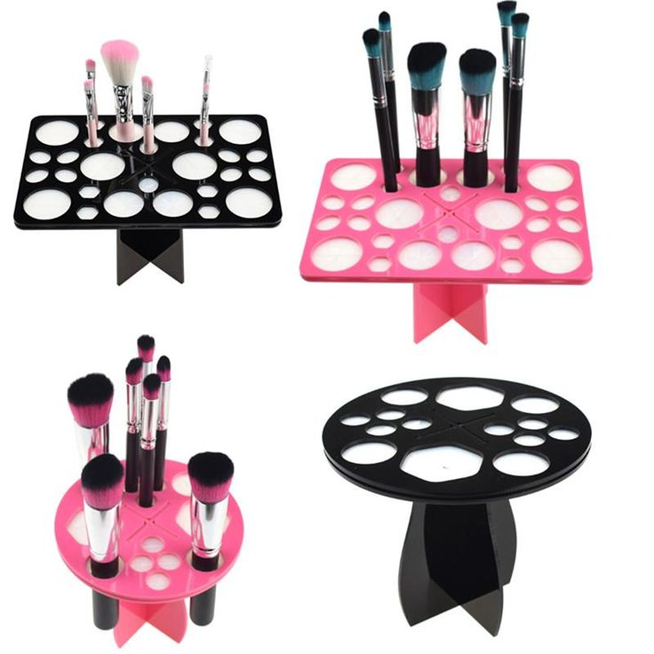 Discount Cosmetics New Makeup Brushes Holder Stand Tree Dry Brush Hold Brushes Accessories Aside Hang Tools For Makeup Brushes Good Makeup Brushes From Echina24, $11.52| Dhgate.Com