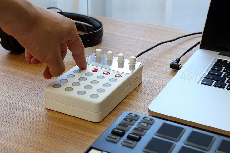 VOCALOOP - Sound Gadget, Vocaloid loop sequencer.