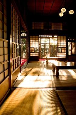 日本家屋、和室