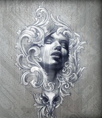 I want this as a shoulder/upper arm piece