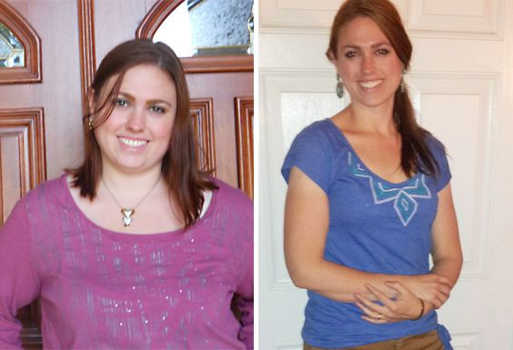 She Dropped 130 Pounds By Working Out at Home