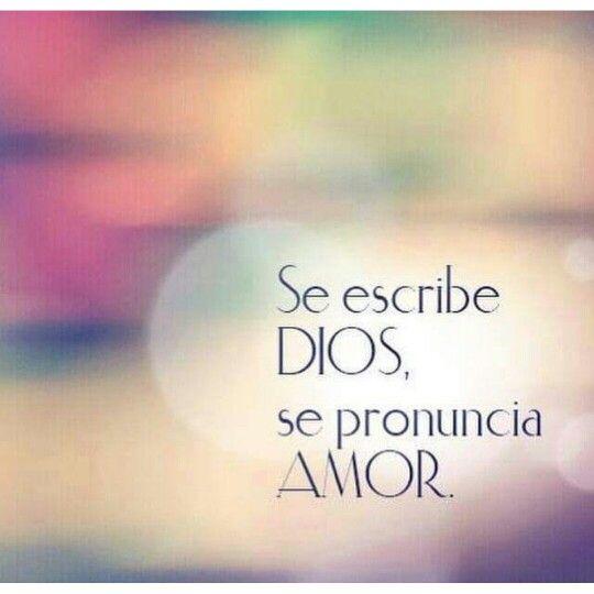 #Diosesamor