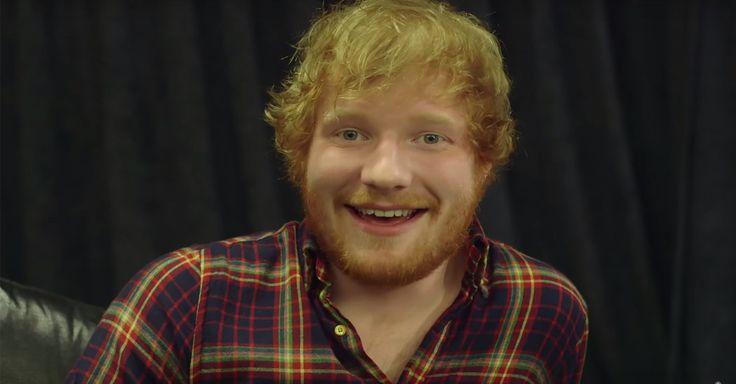 Ed Sheeran announces record label, Gingerbread Man Records