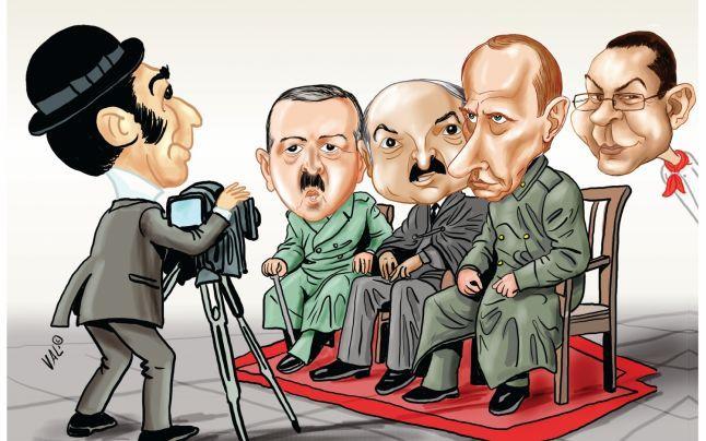 Victor Ponta se cere în clubul dictatorilor