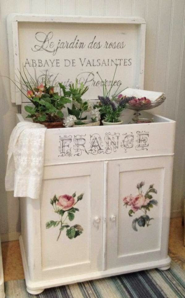 17 best ideas about shabby chic cabinet on pinterest - Shabby chic storage ideas ...