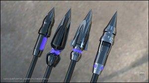 gavião arqueiro flechas