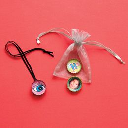 crafts for the girls to make-girl scouts bottle cap printables on etsy!