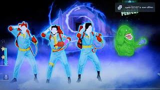 Just Dance 2014 - Ghostbusters (Classic 5 Stars) PS3 - YouTube