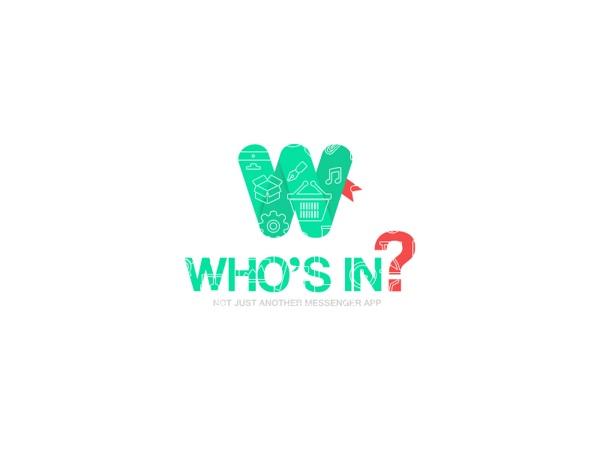 who's in app branding by Moe slah, via Behance