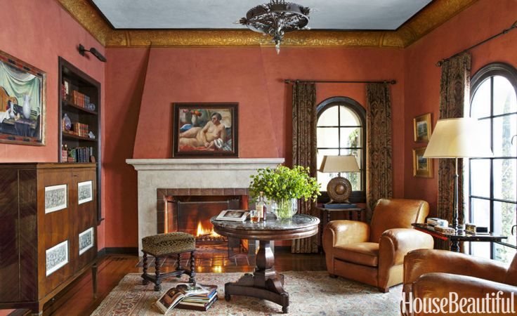 44 best interior designs by thomas callaway images on - Colonial style homes interior ...