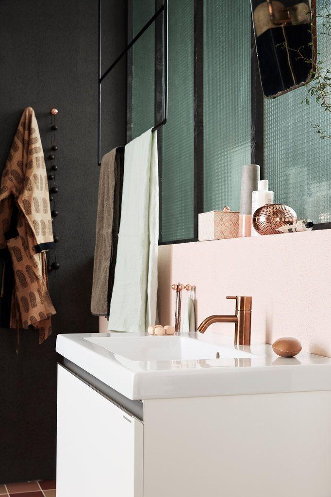 Bathroom series Bright from Ballingslöv.