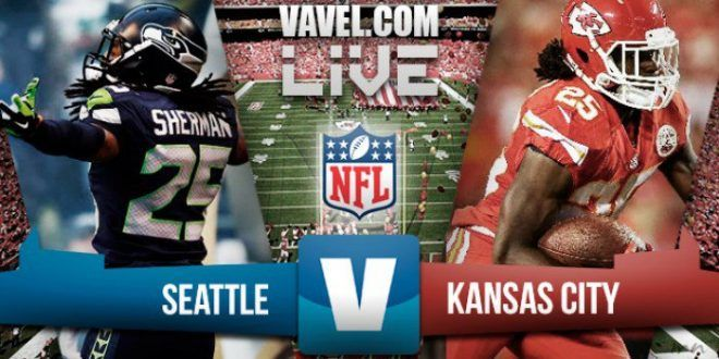 Seattle Seahawks vs Kansas City: Live NFL, TV channel, How to watch live online