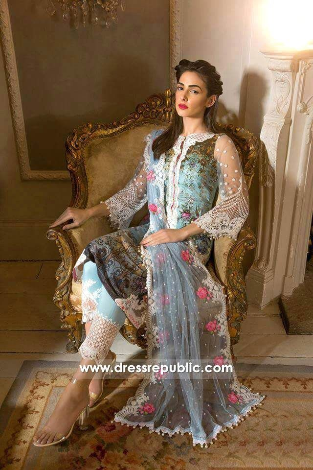 Sobia Nazir SS'17 Lawn - DRP6273