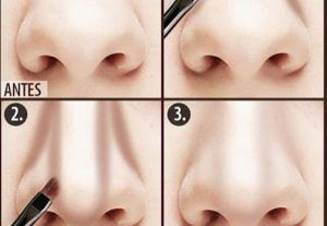 contouring trick for slimmer effect-cover