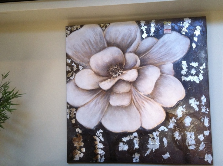 Ivory Flower Power