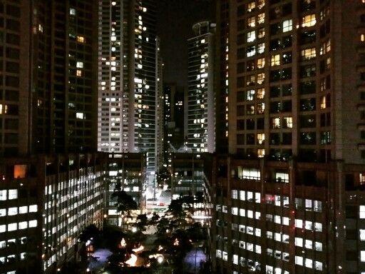 Seoul night. DEC 2015