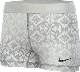 NIKE Women's Pro Printed 2.5-Inch Shorts - SportsAuthority.com
