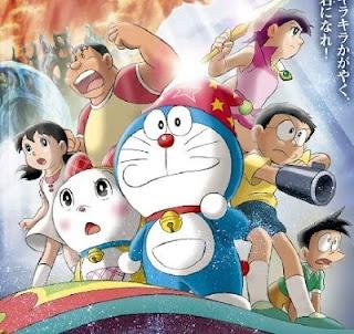 Favorite Anime Manga: Doraemon Anime Manga | Doraemon: Gadget Cat from the Future - robotic cat named Doraemon