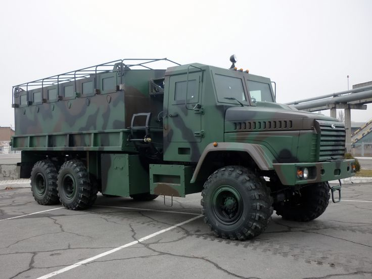 """КрАЗ 6322 """"Раптор"""" '2014–н.в."""