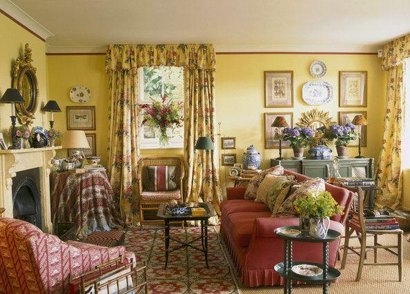 New Country Style Wohnzimmer : 1000+ Bilder zu English Country Style ...