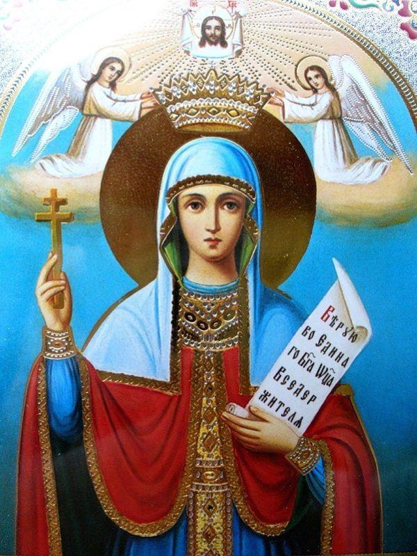 Молитва от бесплодия святой Параскеве Пятнице (о рождении девочки)
