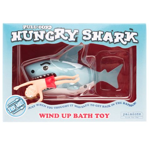 GET IT NOW Hungry Shark Bath Toy from City Beach Australia