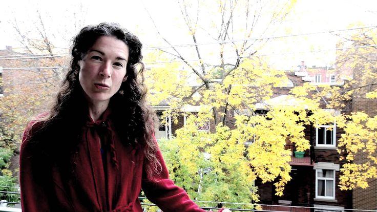Entrevue avec la conteuse Renée Robitaille