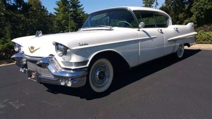 1957 Cadillac Series 62 $17,500    by Magnusson Classic Motors in Scottsdale AZ . Click to view more photos and mod info.