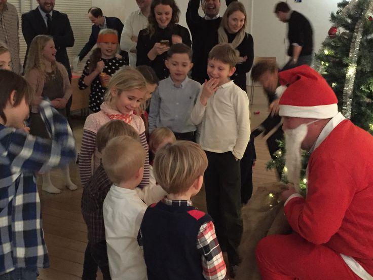 15.01.16: juletrefest på EU-del!