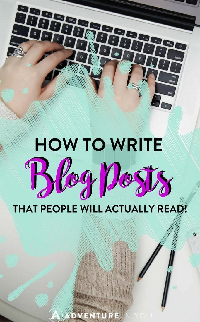 Blog Writing | Looking on ways to improve your blog writing skills? Here's our top tips on how to write amazing blog content that people will actually read. #blogging #contentwriting