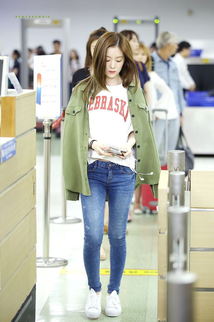 Other red velvet s airport fashion celebrity photos onehallyu - Kpop Red Velvet And Irene Image On We Heart It