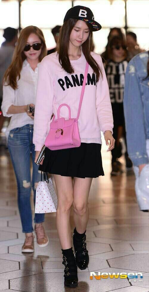 137 Best Images About Snsd Airport Fashion On Pinterest Yoona Beijing And Incheon
