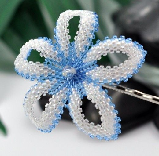 * Beaded Beadwoven Flowers: Jewelry Projects, Components, Patterns, and Tutorials
